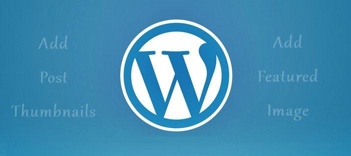 给WordPress添加特色图片