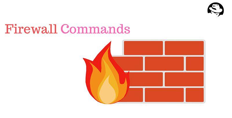 firewall管理命令