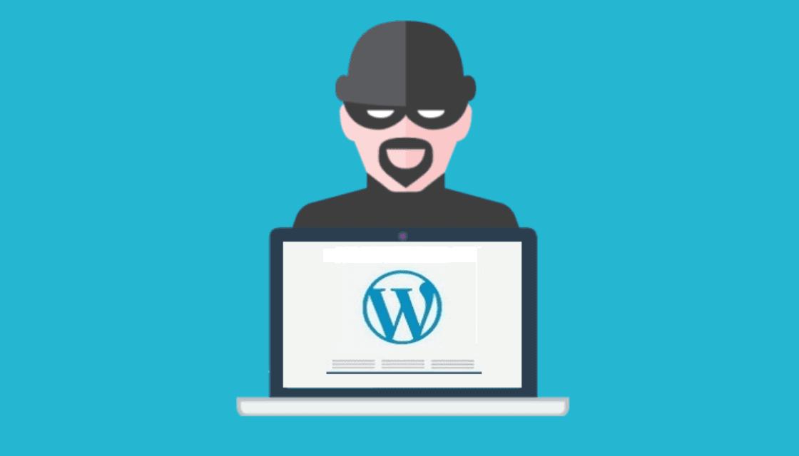 WordPress黑客入侵