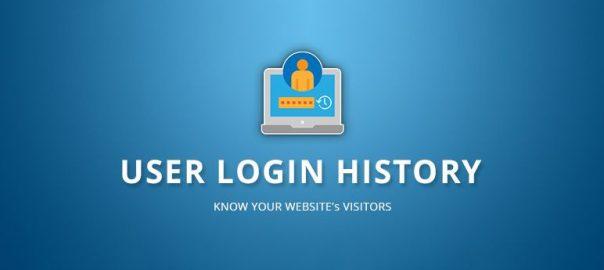 User-Login-History