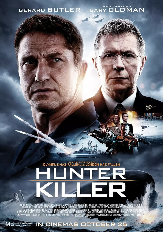 冰海陷落 Hunter Killer