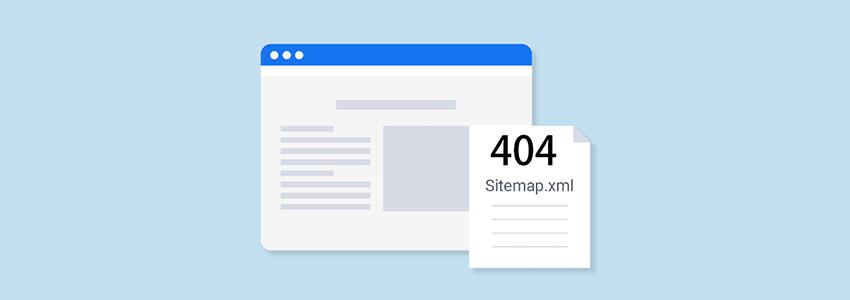sitemap 404
